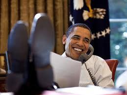 Barack Obama Presiden Amerika Serikat 2012-2016