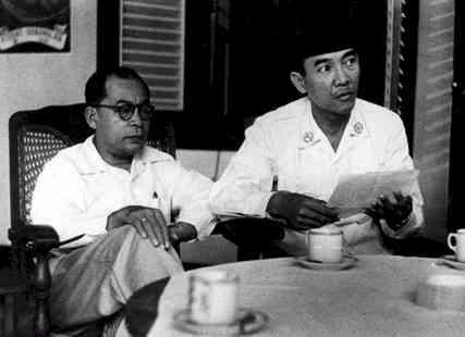 Hatta dan Soekarno