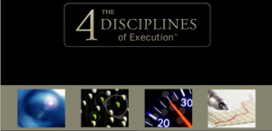4 diciplines of executions