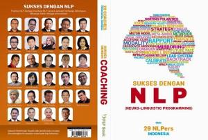 """Sampul buku """"Sukses dengan NLP"""", terbit Januari 2016"""