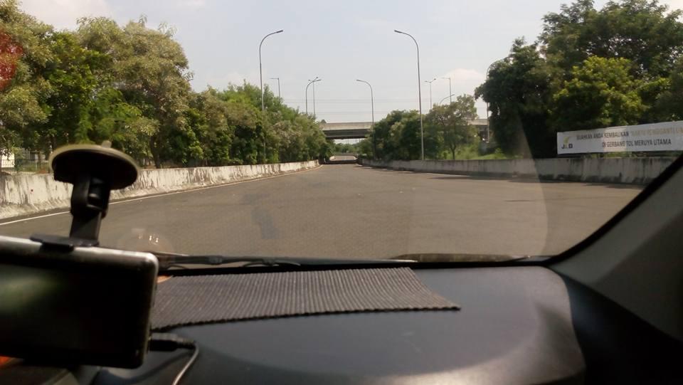 Salah Ahok: Jakarta Sepi
