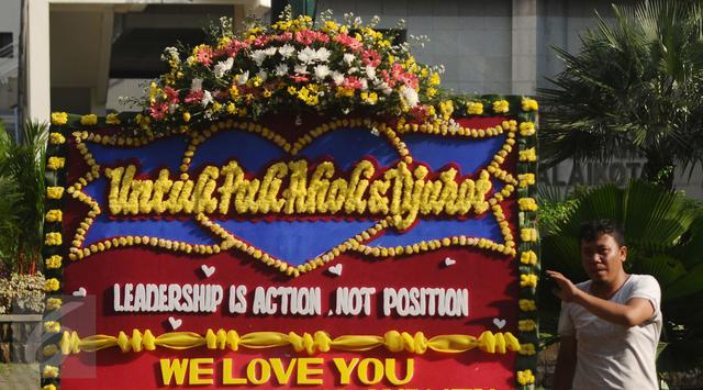 Ahok-Djarot: leadership with heart (foto: liputan6.com)