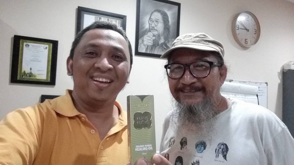 Bersama Servasius Bambang Pranoto
