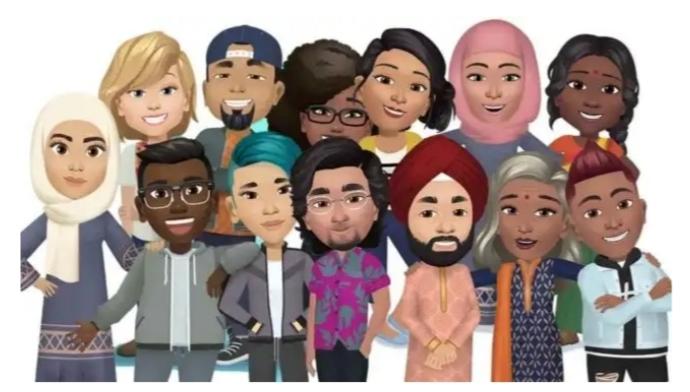 Dengan avatar saja cukupkah menceritakan siapa dirimu?
